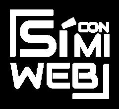 Sí con mi web